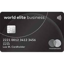 elite prepaid card world elite mastercard for business business rewards higher