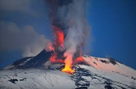world s largest lava l mount etna europe s most active volcano the atlantic