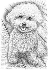 d douglas bichons frise bichon frise felt dog bichon frise ornament dog wall art custom