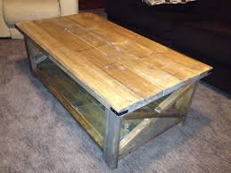 Rustic Coffee Tables And End Tables Furniture Alluring Rustic Coffee Table Shadow Box Coffee Table