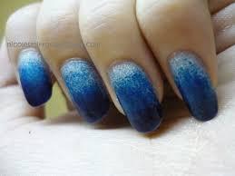 nail designs sponge nail arts