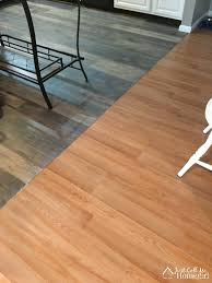 what color of vinyl plank flooring goes with honey oak cabinets lifeproof luxury vinyl plank flooring just call me homegirl