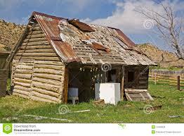 worn wood and metal barn garage door stock photography image