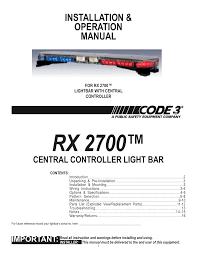 code 3 lightbar wiring diagram code wiring diagrams collection