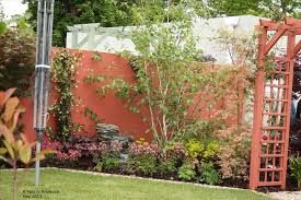 fence backyard ideas backyard wall painting ideas backyard fence ideas