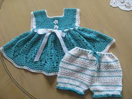 sunsuit playsuit for baby with bloomers crochet pattern pdf