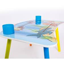 bureau table dessin bureau table à dessin pour enfant avec chaise rouleaux papier