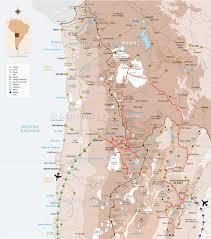 Map A Trip Salta Uyuni U0026 Atacama Luxury Travel U0026 Private Tour Trip