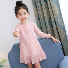 dress pattern brands fancy teenage girls lace dresses 2017 brands korean kids autumn