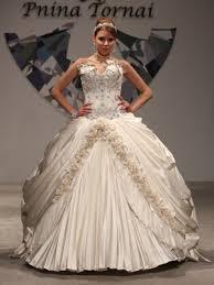pnina tornai wedding dress uk pnina tornai gold wedding dress dress edin
