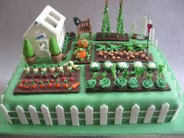 25 garden cakes ideas vegetable garden cake