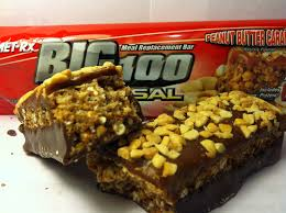 crazy food dude review met rx big 100 colossal peanut butter