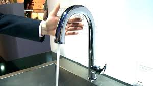 touch faucets for kitchen breathtaking touch kitchen faucet medium size of depot kitchen