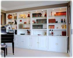 bookcase wall mounted shelves with sliding doors wall mounted