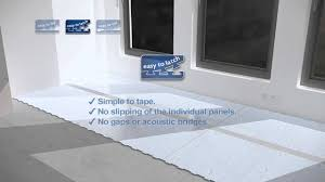 What Is The Best Underlay For Laminate Flooring Shaw Selitac Underlayment For Hardwood Laminate Floors Youtube