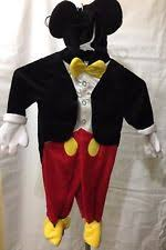 Mickey Mouse Halloween Costumes Disney Mickey Mouse Unisex Costumes Ebay