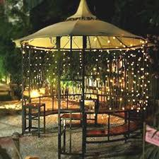 Solar String Lights Outdoor Patio 32 Decorating Ideas Solar String Lights Outdoor Patio