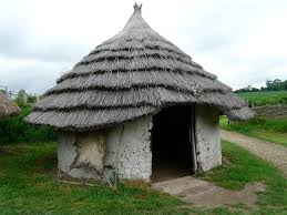 make house how to make a model celtic roundhouse navigating by joy