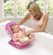 bathing on amazon yes really summer infant bather pink flowers related seller