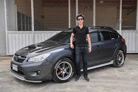 subaru thailand xo autosport