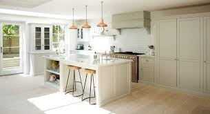 i like the muted colors the pendants cabinets and that the