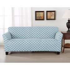 Bed Bath Beyond Sofa Covers by Buy Blue Sofa Slipcover From Bed Bath U0026 Beyond