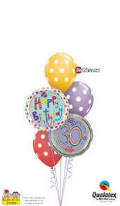 30th birthday balloon bouquets balloon bouquets sydney balloons northern beaches brookvale