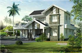 kerala home design courtyard simple and beautiful houses design interior design
