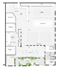 locker room floor plan thesis in revit interdisciplinary martial arts center carly