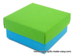 Build A Toy Box With Lid by Make Your Own Gift Box With Lid Video Tutorial Picture Instructions