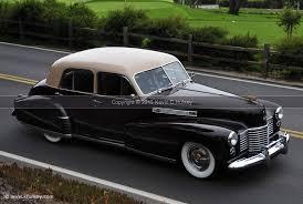 stock photos 1941 cadillac sixty special fleetwood imperial sedan