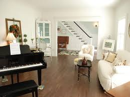 modern home design and decor furniture modern colonial homr with black classic piano and