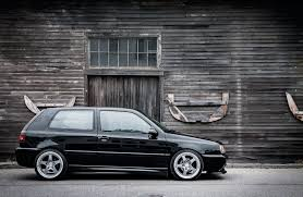car volkswagen side view mk3 volkswagen golf sport 1 8t engine swap
