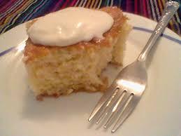tres leches cake très magnifique la cocina de leslie