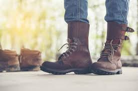 what to wear with light brown boots man wear a brown boots and jeans stock image image of clothes