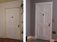 Exterior Door Casing Replacement Continental Smooth Finish Moulded Interior Door Door Molding
