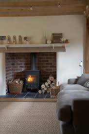 Living Rooms With Wood Burning Stoves Best 25 Wood Burner Ideas On Pinterest Log Burner Living Room