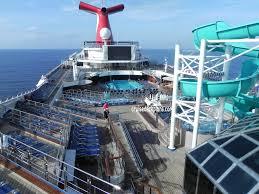 carnival freedom spa deck plan tour