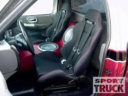 Ford Truck Interior Custom Truck Interiors 20 Killer Cabs Upholstery Fiberglass
