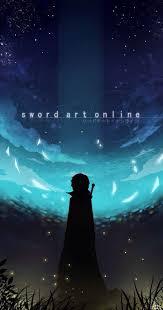 wallpaper android sao sword art online iphone wallpaper geek pinterest sword art