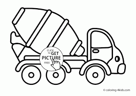 tractor trailer coloring pages coloring pages of trucks and trailers children colouring give this