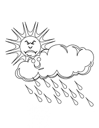 posing above the clouds coloring pages of home cloud page