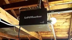 garage door opener lift master 8065 liftmaster garage door opener 630 271 9343 youtube