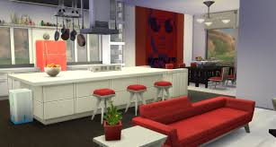 cool modern open floor plan kitchen kitchen penaime