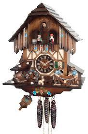 1 day musical cuckoo clock traditional cuckoo clocks by
