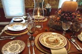 dining room table settings thanksgiving table setting traditional dining room dc metro