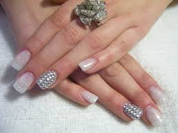 5 nail designs with diamonds woman fashion nicepricesell com