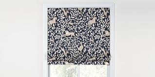 Hampton Blinds 9 Best Roman Shades And Blinds 2017 Structured Roman Window