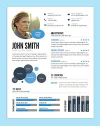 tips for your thin resume presentable 9 creative resume design tips with template exles design