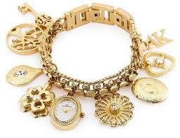 anne klein charm bracelet watches images Watches crystal jpg